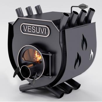 Булерьян «Vesuvi» с варочной поверхностью «00»+стекло и защитный кожух