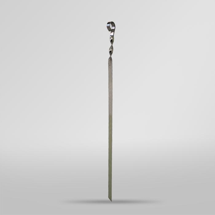 Шампур плоский  57 см