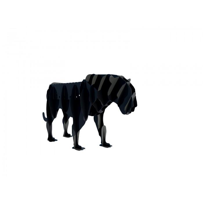 Мангал в виде пантеры
