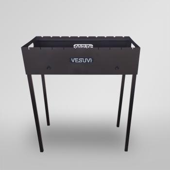 Мангал Vesuvi Transformer 600 2 mm