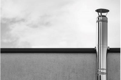 Типы дымоходов для булерьяна