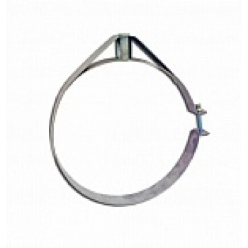 ø100 Скоба крепежная нержавеющая AISI 304 сталь