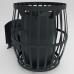 Печь для бани Бочка панорама 20 м³ со стеклом- фото 3
