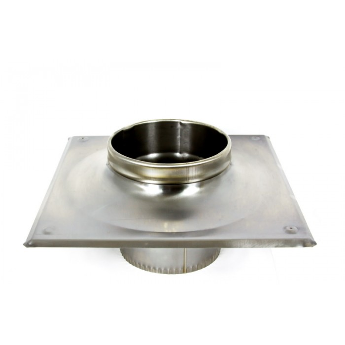 ø300/360 Окончание термо 1мм нержавеющая AISI 304 сталь