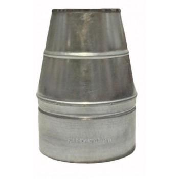 Ø100/200 Конус термо к/к  нержавеющая AISI 304 сталь