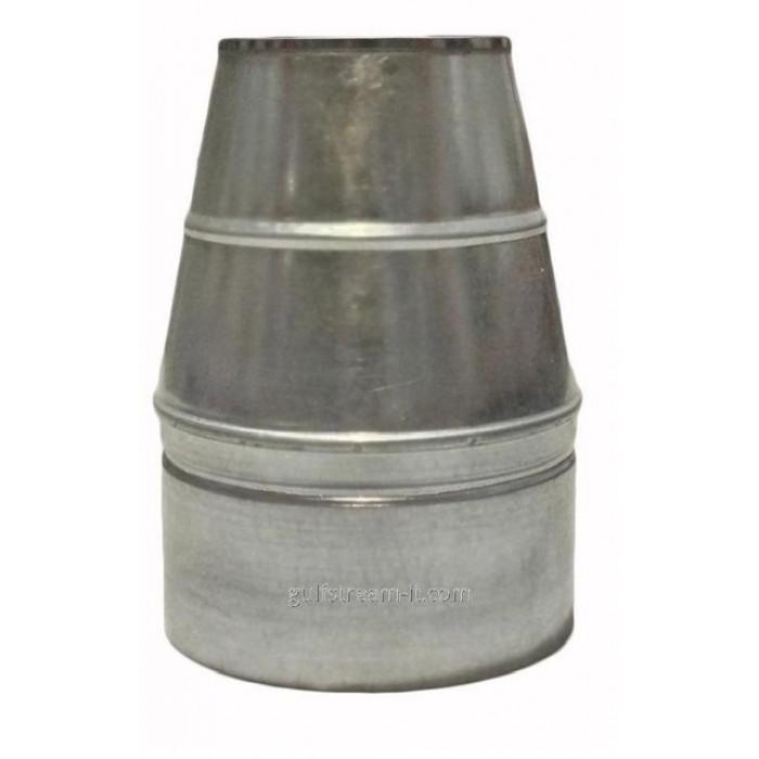 Ø130/200 Конус термо к/оц нержавеющая AISI 304 сталь