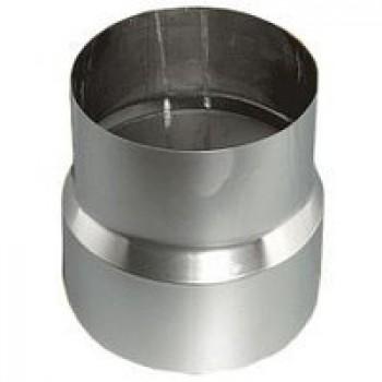ø100 Переходник 08 мм нержавеющая AISI 304 сталь