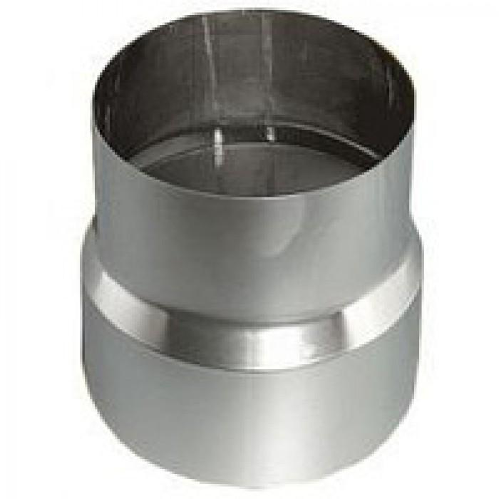 Ø130 Переходник нержавеющая AISI 304 сталь