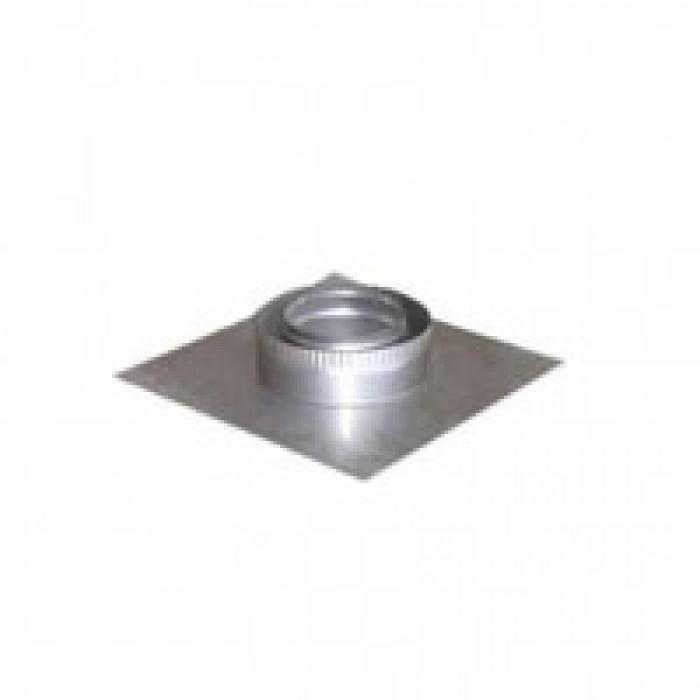 Ø250/320 Подставка разгр. Настен. нержавеющая AISI 304 сталь