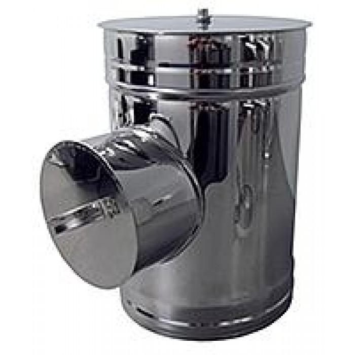 Ø120/220 Ревизия к/к нержавеющая AISI 321 сталь