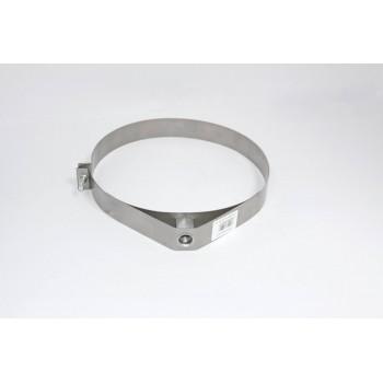 ø120 Скоба крепежная нержавеющая AISI 304 сталь