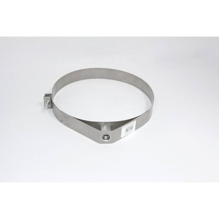 ø150 Скоба крепежная нержавеющая AISI 304 сталь