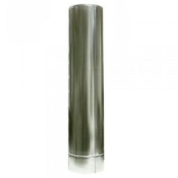 Ø100|160 Труба 1м к/к нержавеющая AISI 304 сталь
