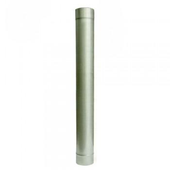 Ø100 Труба 1м нержавеющая сталь